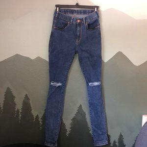 Dr Denim lexy Skinny Jeans Large